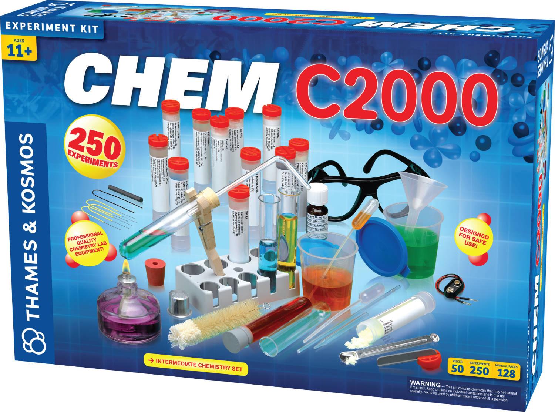 Chemické laboratórium - 250 pokusov