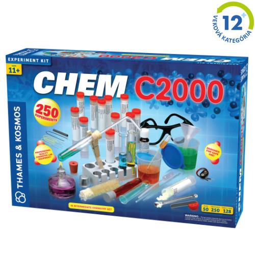 Chemické laboratórium - CHEM C2000