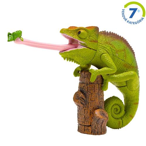 Chameleón 3D puzzle