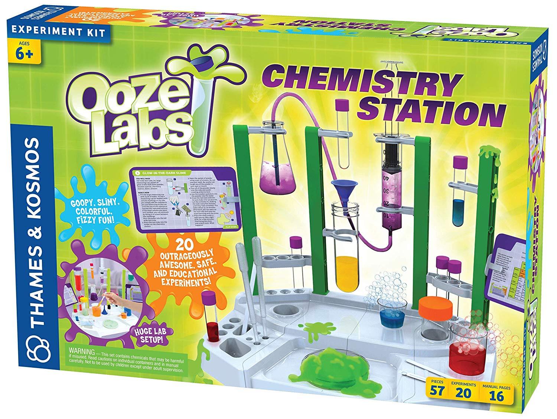 Chemické laboratórium - pre prvákov