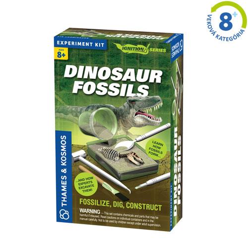 Fosílie dinosaura