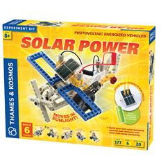 Technická stavebnica  Kosmos - Slnečná energia
