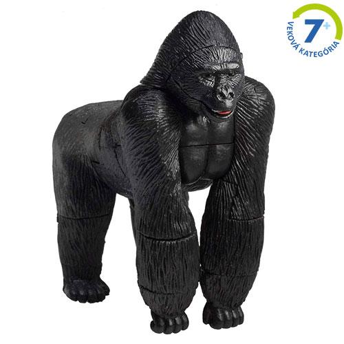 Gorila 3D puzzle