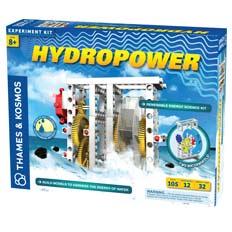 Konštrukčná stavebnica - Energia vody