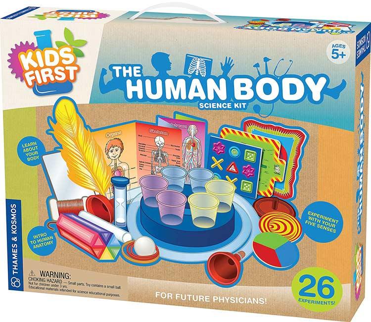 Zoznám sa s ľudským telom