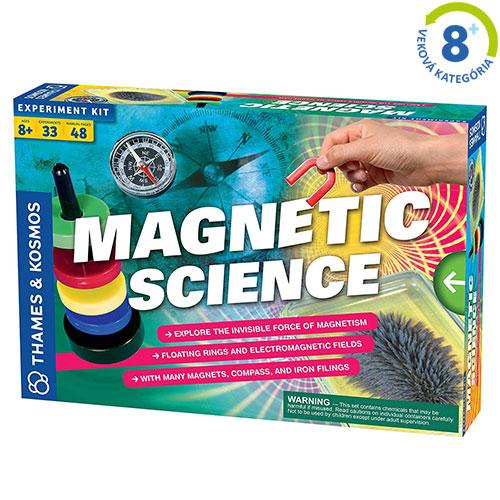 Magnetická veda