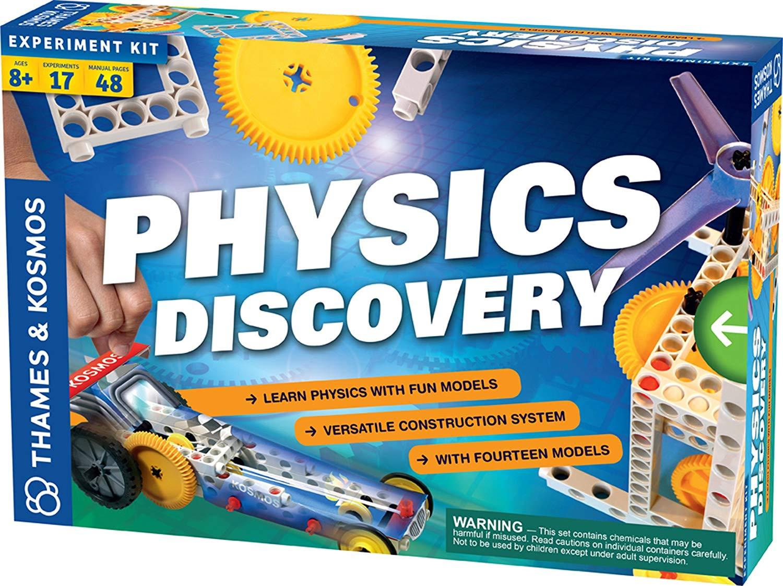 Objavovanie fyziky
