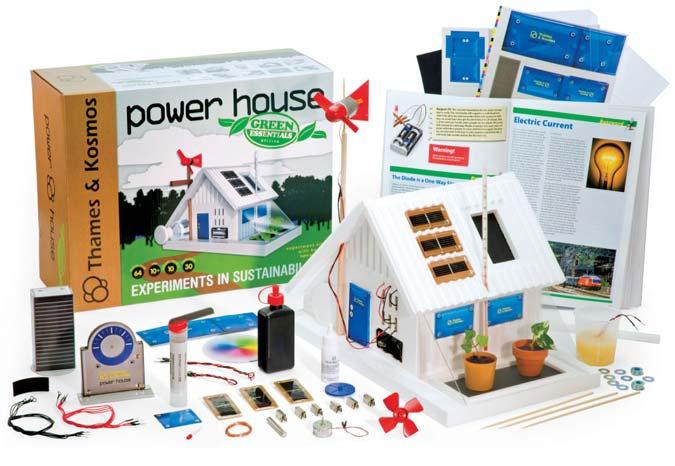 vzdelávacia stavebnica - pasívny dom