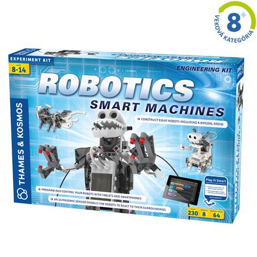 Kosmos - robotické stroje