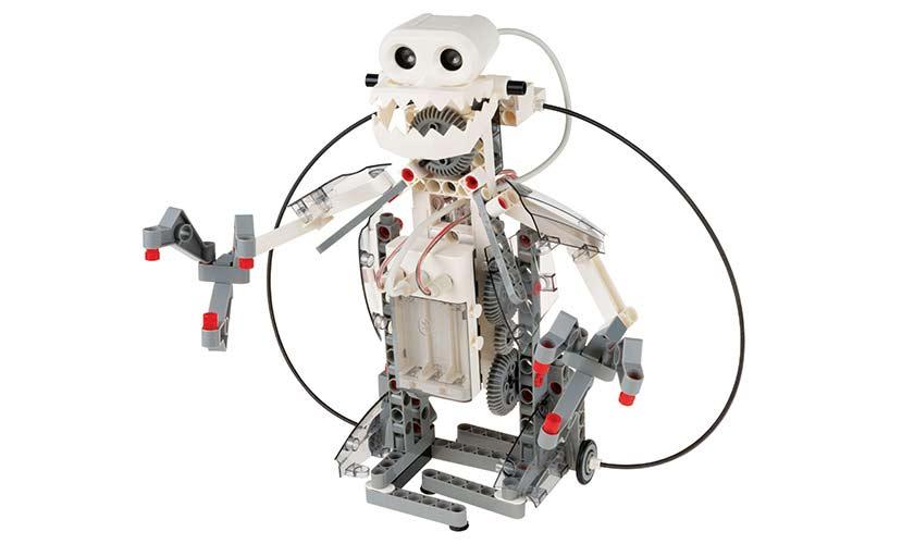 robotická stavebnica - kosmos - robotické stroje