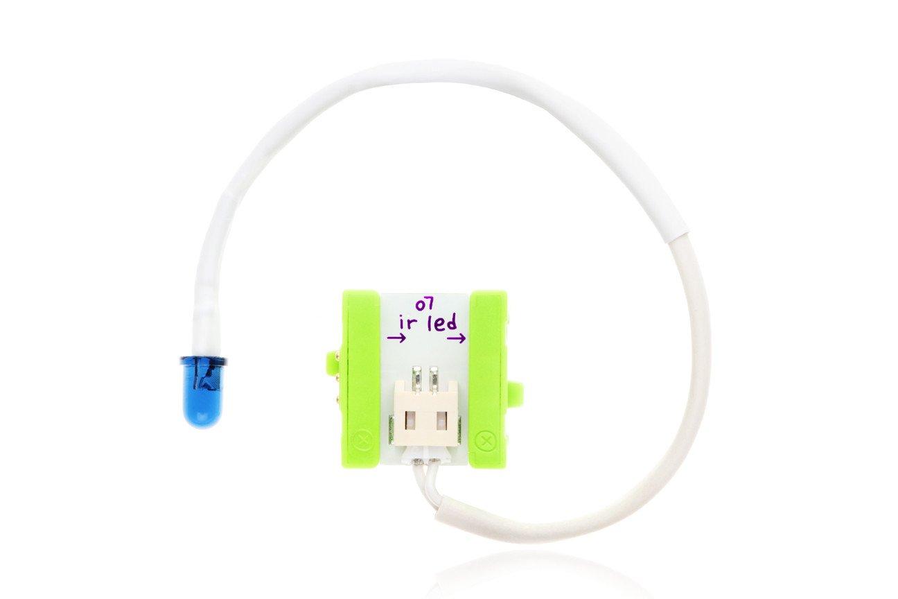 Infračervená LED