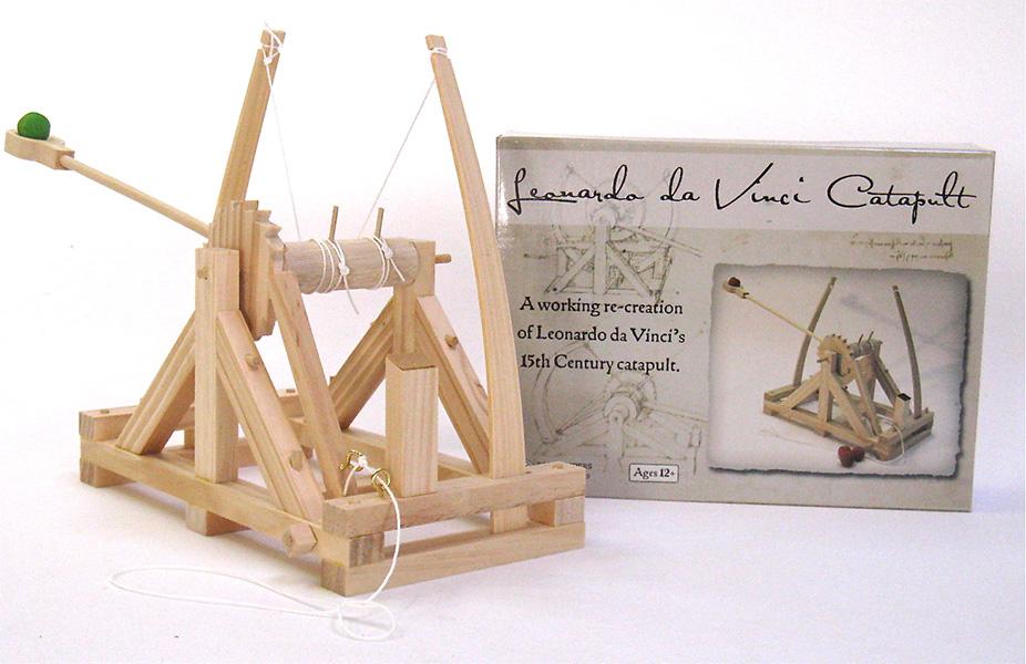 Da Vinciho katapult