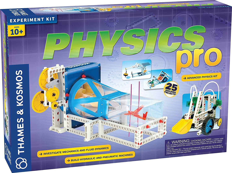 Fyzikálne laboratórium pre pokročilých