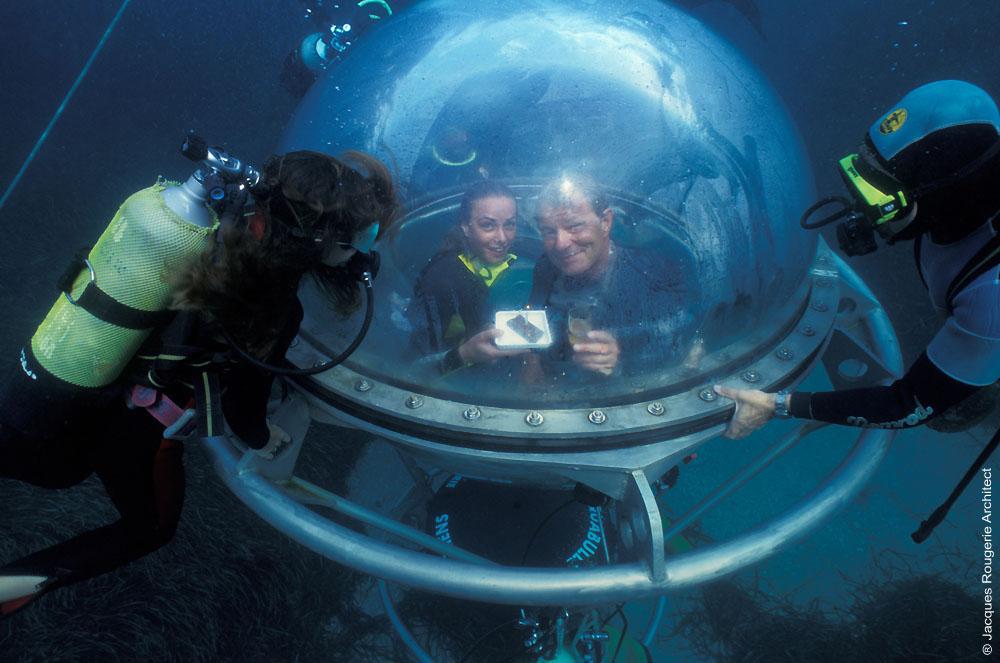 Kosmos - fyzikálne pokusy vo vani - potápačský zvon