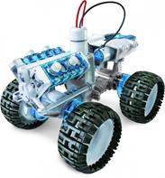 Auto budúcnosti s pohonom na slanú vodu