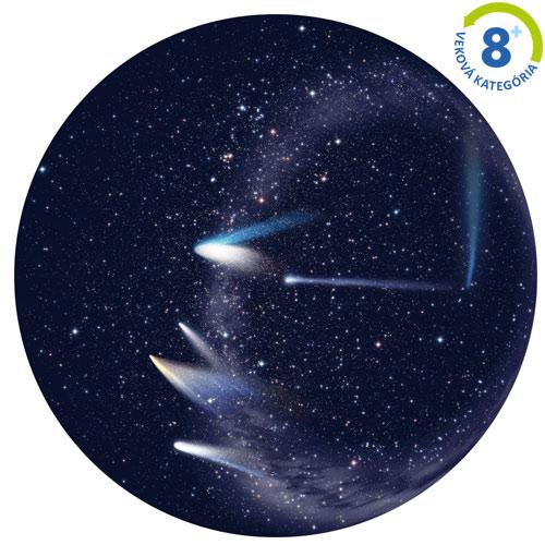 Disk pre planetárium - Kométy