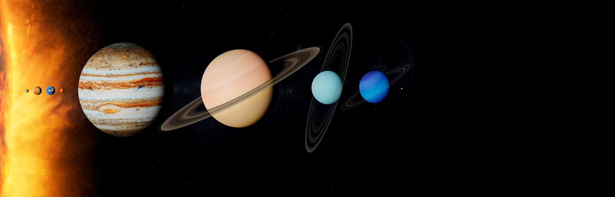 background-solar-system