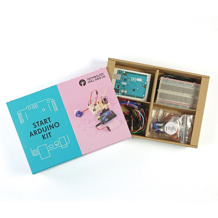 Start Arduino kit