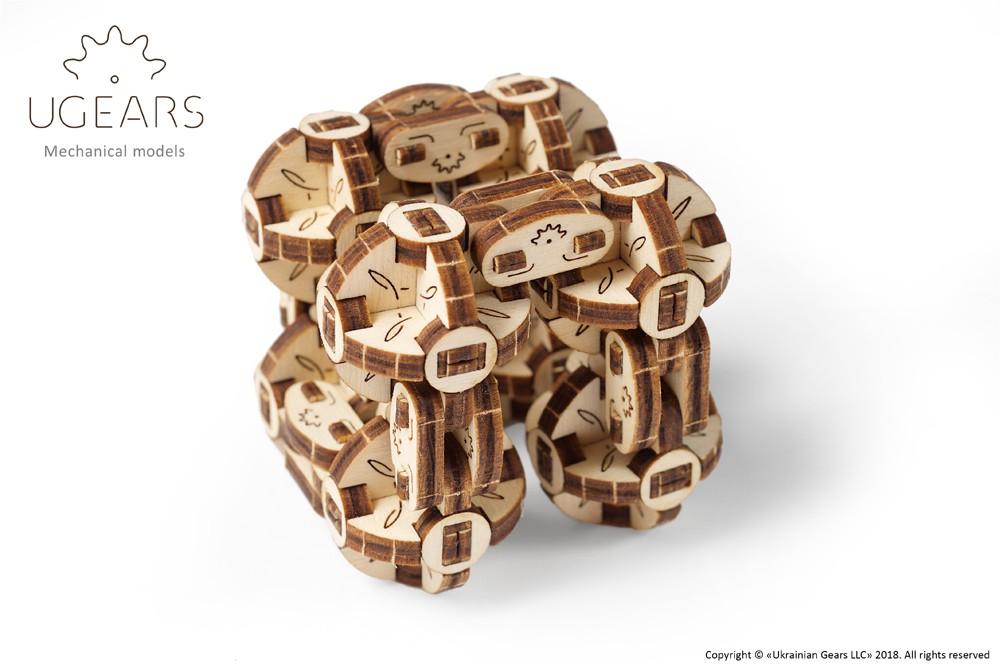 Flexi-cubus