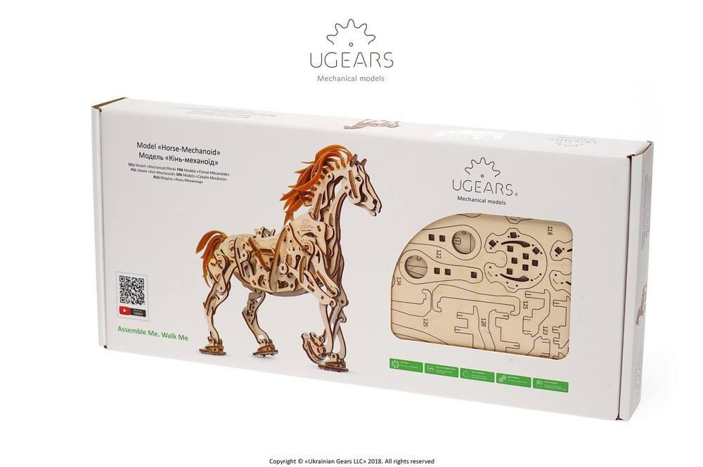 Mechanický kôň