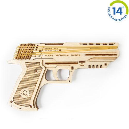 Pištoľ Wolf-01